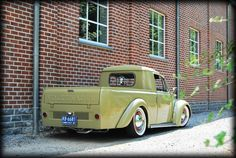 Old VW pick up!