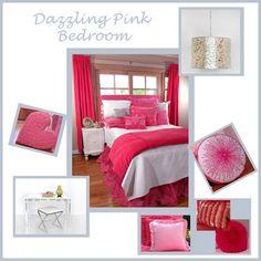 Teen bedding and Teen room decor