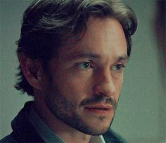 Will Graham *seduction mode activated*