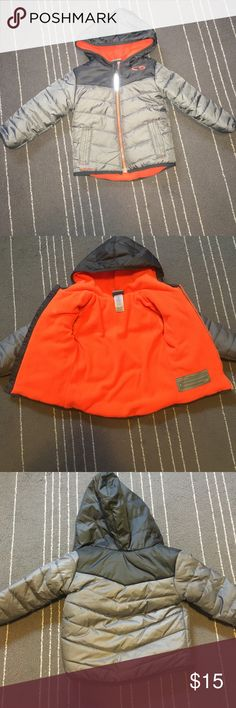 Champion boys puffer coat Gently used boys puffer coats with fleece lining. Champion Jackets & Coats Puffers