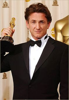 """Sean Penn was awarded Best Actor for (""""Mystic River"""") in 2003"""