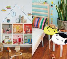Pratici i mobili ikea per la cameretta, ma come renderla un po' diversa? 15 idee facili per personalizzare le camerette Ikea. Scoprile e copiale subito!