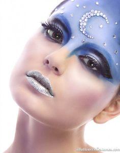 moonlight makeup - Halloween Costumes 2013