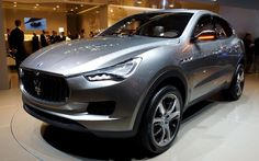 Maserati Levante SUV to cost £55,000  Will this #Maserati be coming to the US?