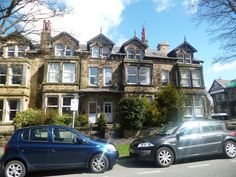 Harrogate Property News: Harrogate Property News - 1 bed flat to rent Valley Drive, Harrogate HG2