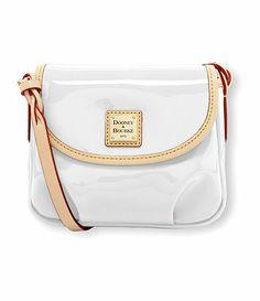 d944c0e010da White Dooney   Bourke classic little cross-body bag