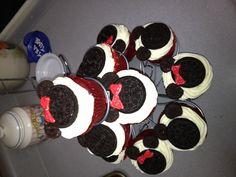 Mickey Cupcakes!