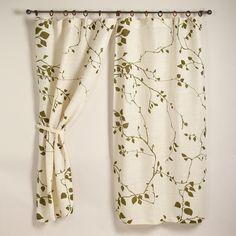 Lyrical Branches Window Curtain