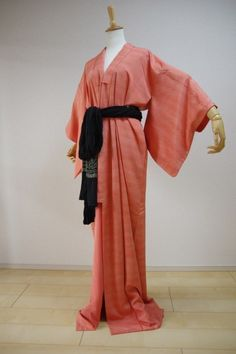 Kimono Dress Japan Japanese costume Vintage Japanese Iromuji KIMONO KDJM-A0330