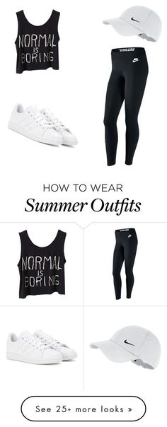 "Collection Of Summer Styles    ""My First Polyvore Outfit"" by andrea-ogando on Polyvore featuring NIKE and adidas    - #Outfits  https://fashioninspire.net/fashion/outfits/summer-outfits-my-first-polyvore-outfit-by-andrea-ogando-on-polyvore-featuring-nike-and-adida/"