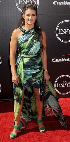 ESPY Awards 2015: See All the Best Looks - Danica Patrick from #InStyle