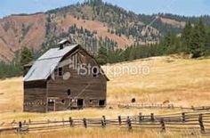 washington barns
