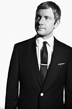Martin Freeman is so adorable.