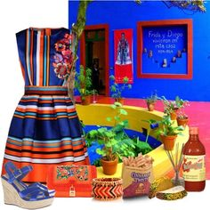 """Cinco De Mayo"" by dgia on Polyvore"