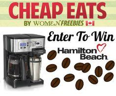Win a 2-Way FlexBrew Coffeemaker
