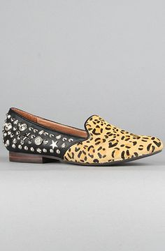 a mixture of my two favorites: leopards and badass studs