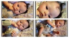 Reborn Baby Huggy Bear
