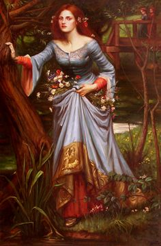 John William Waterhouse-    Google Image Result for http://www.kingsgalleries.com/imagebank/artists/alexie-king/blueophilia-(41829).jpg