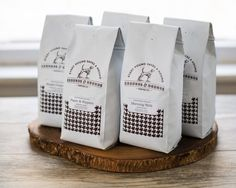 Buy A Pound, Save A Hound with Grounds & Hounds Coffee - Dog Milk