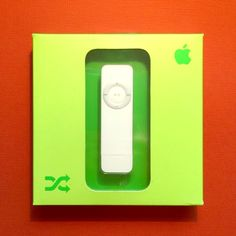 iPod shuffle 512mb iPod shuffle. Brand new. Never opened. Great for your running playlist. Apple Accessories