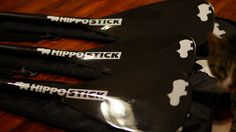 Hippo Stick AL Pro Paddle All Sizes w/bags - Distressed Mullet  #usedsups