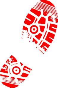 Shoeprint Clip Art