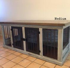 Artsy Dog Kennel - Custom