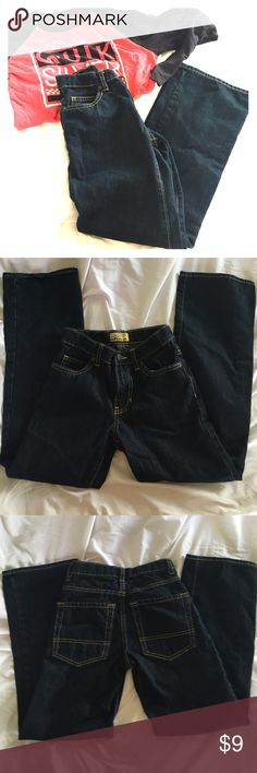 *hold  for Tara* Old Navy jeans NWOT Great for back to school, dark wash boot cut, size is 12 slim Old Navy Bottoms Jeans