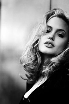 blonde angelina jolie - Google Search