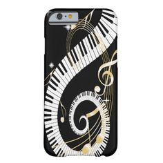 Unusual musical design featuring swirling piano keys with gold musical notes flowing from the centre of the keys. This design would make the perfect gift for the piano lover and is available on a collection of gifts and paper products. #piano #keys #keyboard #piano #keyboard #music #musical #notes #music #teacher #music #gifts #musical #instructor #music #notes #ivory #ivories #musical #instrument #music #lover #piano #lover #piano #player #pianist #musician #tinkling #piano #playing ...