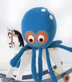 Octopus Cushion for Kids