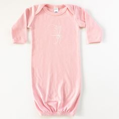 Bonnet Infant Daygown