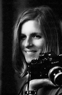 Linda Eastman with Nikon F Photomic.     Linda Louise McCartney, Lady McCartney (née Eastman, Sept 24 1941 – Apr 17 1998) was an American photographer, musician and animal rights activist.