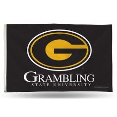 Grambling State Tigers House/Porch/Banner 3X5 Flag