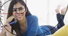 The Golden Ratio vs. The Rule of Thirds: Which is Best? 100 PictureCorrect Photography Tips / by Rajib Photography Rules, Photography Cheat Sheets, Photography Lessons, Photography Tutorials, Digital Photography, Portrait Photography, Formation Photo, Fotografia Tutorial, Photo Composition