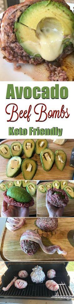 Keto Friendly Avocado Beef Bombs!!! - 22 Recipe