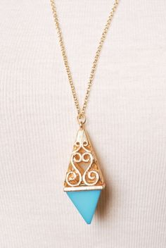 Great Pyramid Necklace