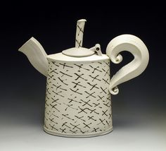 Hayne Bayless: X-Teapot with Hinged L