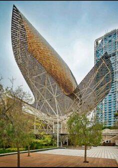 Fish de Frank Gehry