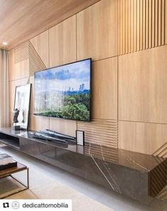 Living Room With Tv Decor Interior Design 17 Best Ideas Feature Wall Design, Tv Wall Design, House Design, Contemporary Interior Design, Decor Interior Design, Interior Design Living Room, Interior Ideas, Home Living Room, Living Room Decor