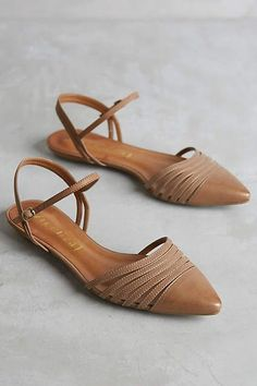 Vicenza Sadie Flats - anthropologie.com