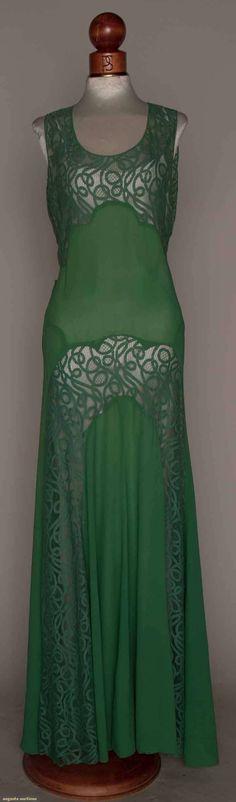 1930s Fashion, Art Deco Fashion, Retro Fashion, Vintage Fashion, Vintage Gowns, Vintage Wear, Vintage Outfits, Vintage Clothing, Madame Gres