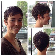 Short hair radness by Festoon stylist Jordan.