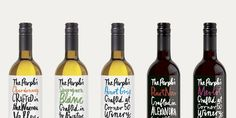 UCreative.com - Exquisite Custom Labels: 40 Wine Labels That'll Delight You | UCreative.com