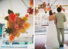 Ashley Meaders | Paper Flowers