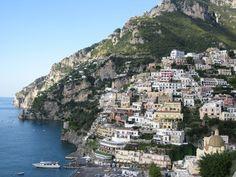 Five classic Italian beach escapes - Positano.