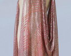 RARE 1920s PINK Assuit Jacket / Antique 20s Hammered Metal