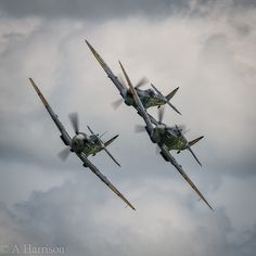 Spitfires by AdrianH2