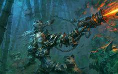 Berton Murphy - world of warcraft image to download - 1440x900 px