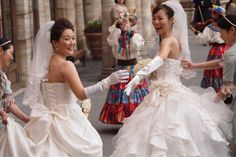 Tokyo Disney Hosts First Same-Sex Wedding [PHOTOS] | Equally Wed - A gay, lesbian and allied wedding website.